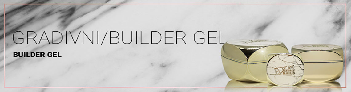 Clear Builder Gel