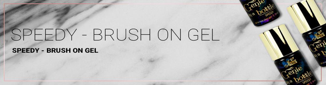 Speedy - Brush On Gel