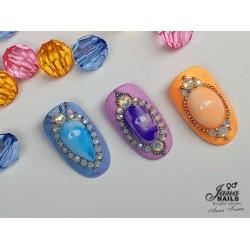 𝒫𝓁𝒶𝓈𝓉ℯ𝓁𝒾𝓃ℯ 𝒮𝓉ℴ𝓃ℯ𝓈👉Ανακαλύψτε όλα τα προϊόντα Jana Nails εδώ: www.jananails.gr#jananailsgreece #jananails #lovejananails #nails #nailart #stones #nailartdesign #nailartinspiration #naildeco #plasteline #plastelinenailart #nailartist #nailtechnician #lovenails #nailqueen #nailpassion #nailproducts #katerini