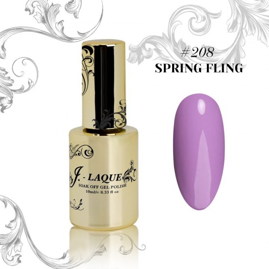 J-Laque #208 - Spring Fling 10ml