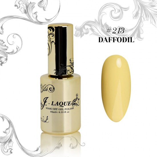 J-Laque #213 - Daffodil 10ml