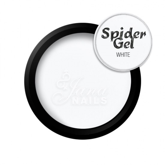 Spider Gel - White 5ml