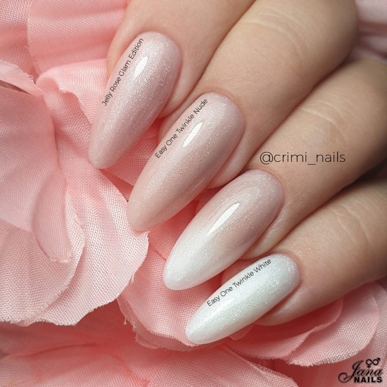 Easy  One ''Twinkle White'' 15ml