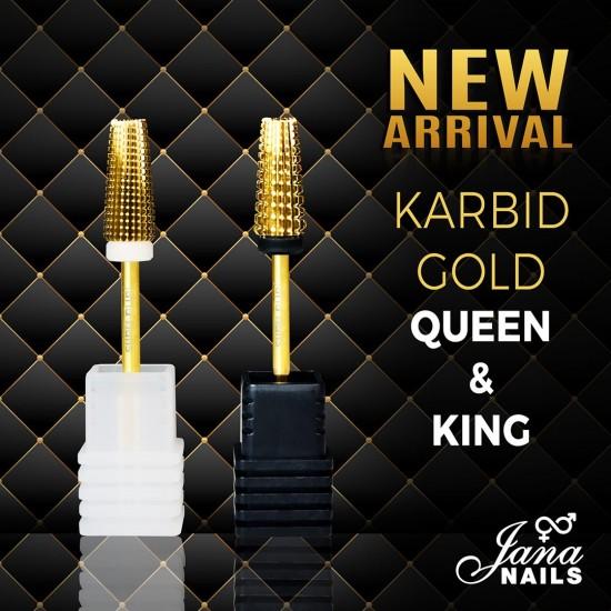 Gold King - Karbide Extra Coarse