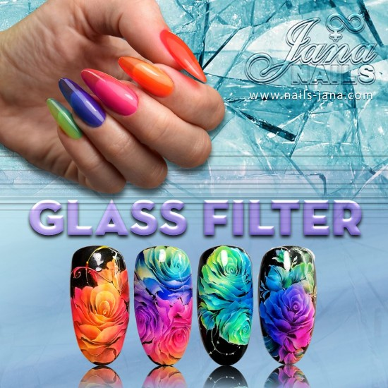 Glass Filter - Elegant 10ml