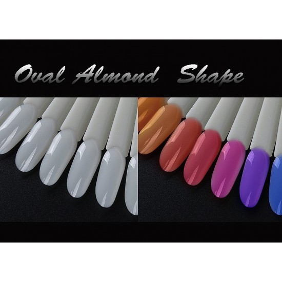 Display Tips For Color And Nail Art - Oval-Ring