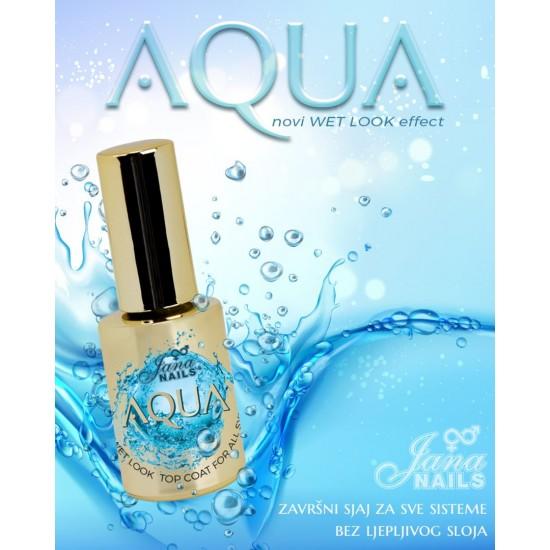 Aqua - Wet Look Top Coat 10ml