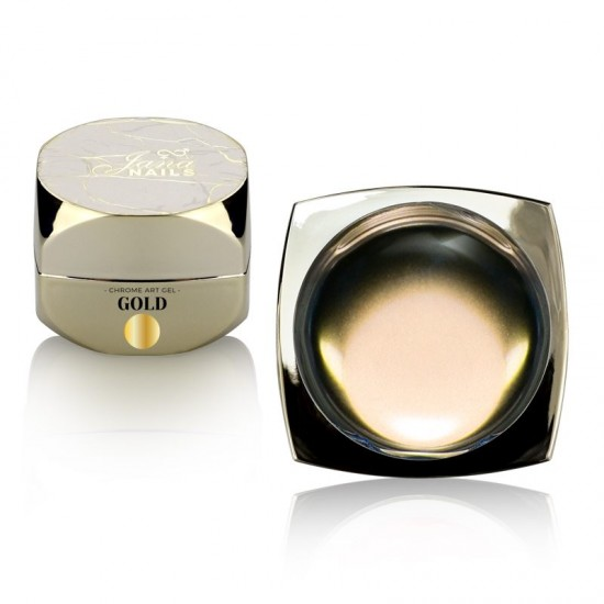 Chrome Art Gel Gold 5ml