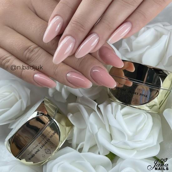 Hard One Builder Gel Dusky Pink - 50ml