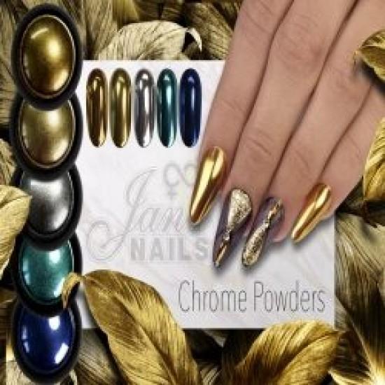 Chrome Titanium - Gold