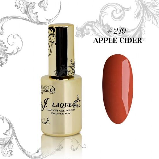 J-Laque #219 - Apple Cider 10ml