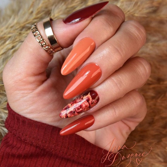 J-Laque #218 - Pumpkin Spice 10ml