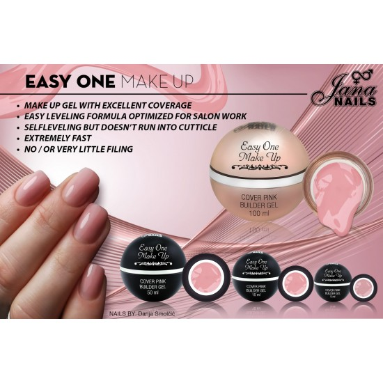 Easy One ''Make Up'' Cover Pink 15ml