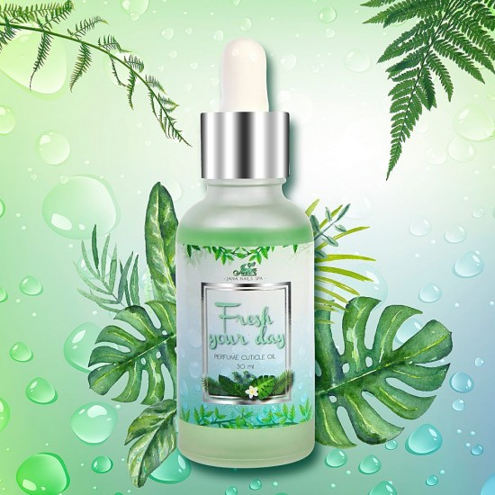 Fresh Your Day Cuticle Oil 30ml
