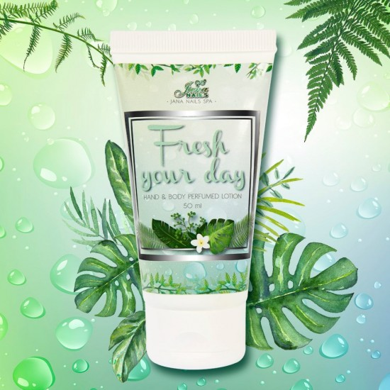 Fresh Your Day Hand & Body Lotion 50ml