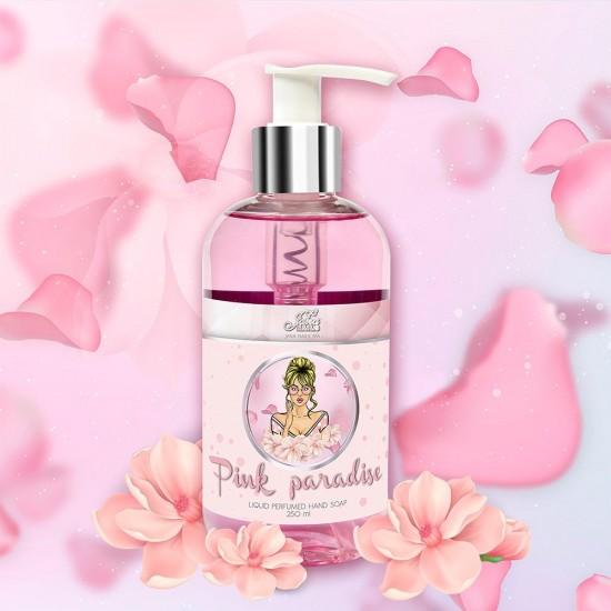 Pink Paradise Hand Soap Perfume 250ml