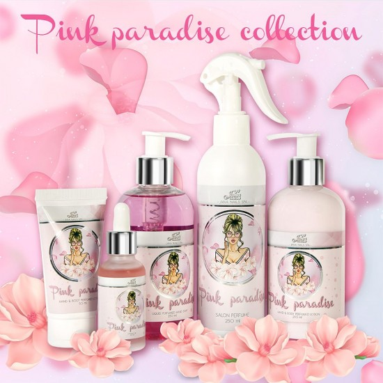 Pink Paradise Hand & Body Lotion 50ml