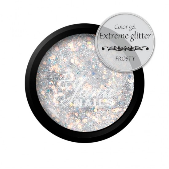 Color Gel Extreme Glitter Frosty 5ml