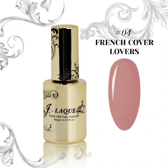 J-Laque #04 - French Cover Lovers 10ml