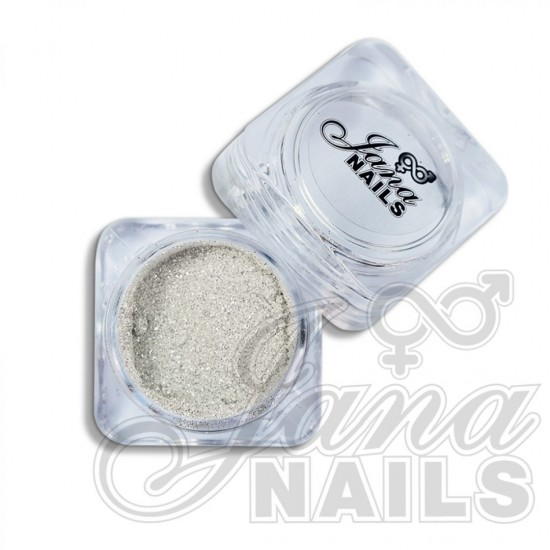 Fine Glitter Silver White 5gr